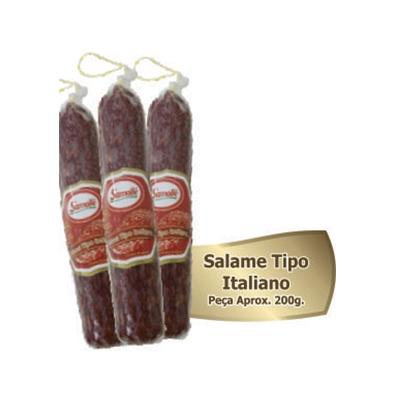 Linguiça de carne suína maturada aproximadamente 200g